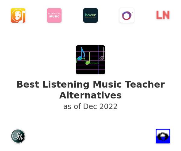 Best Listening Music Teacher Alternatives