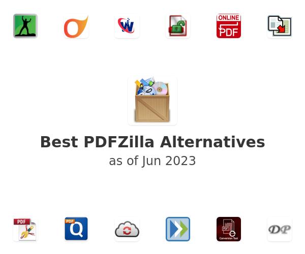Best PDFZilla Alternatives