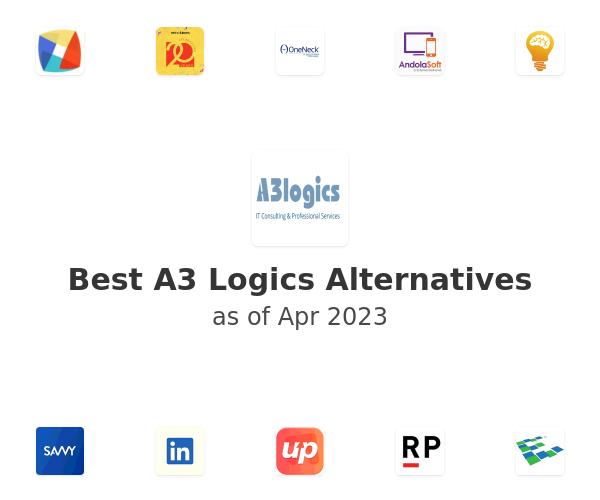 Best A3 Logics Alternatives