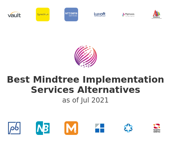 Best Mindtree Implementation Services Alternatives