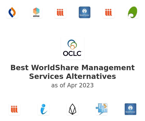 Best WorldShare Management Services Alternatives