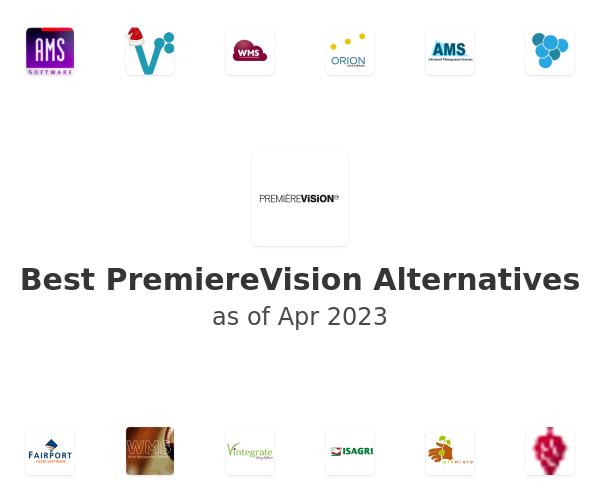Best PremiereVision Alternatives