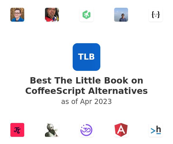 Best The Little Book on CoffeeScript Alternatives