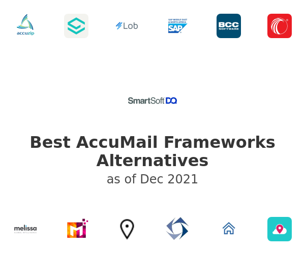 Best AccuMail Frameworks Alternatives