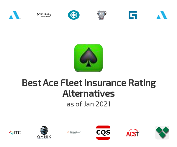Best Ace Fleet Insurance Rating Alternatives