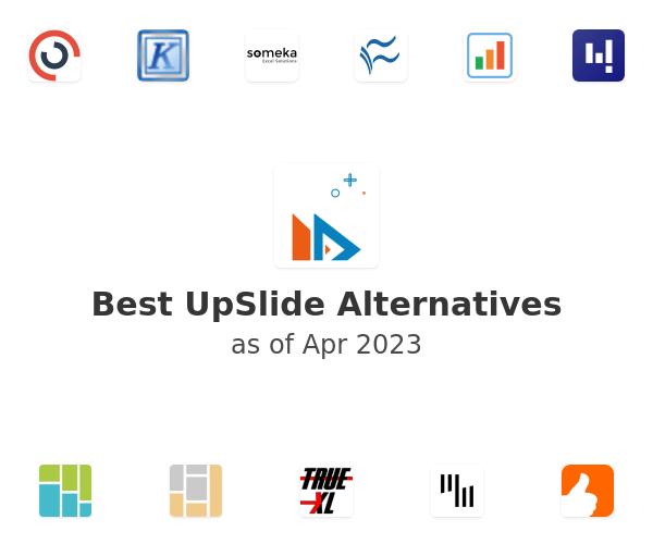 Best UpSlide Alternatives
