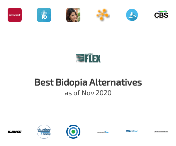 Best Bidopia Alternatives