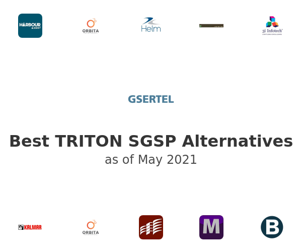 Best TRITON SGSP Alternatives