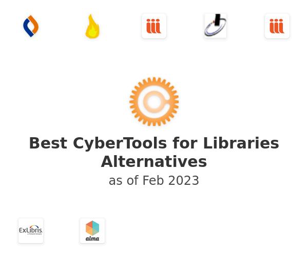 Best CyberTools for Libraries Alternatives