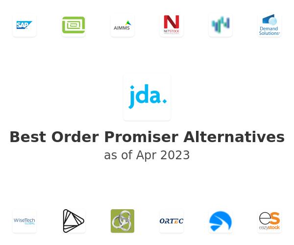Best Order Promiser Alternatives