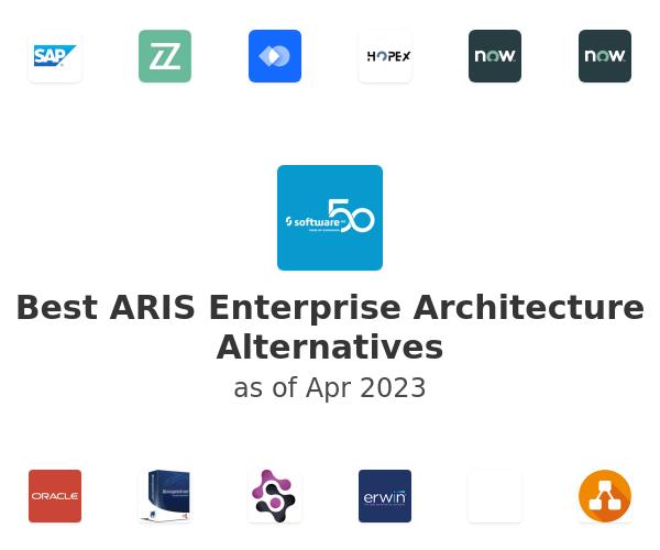 Best ARIS Enterprise Architecture Alternatives