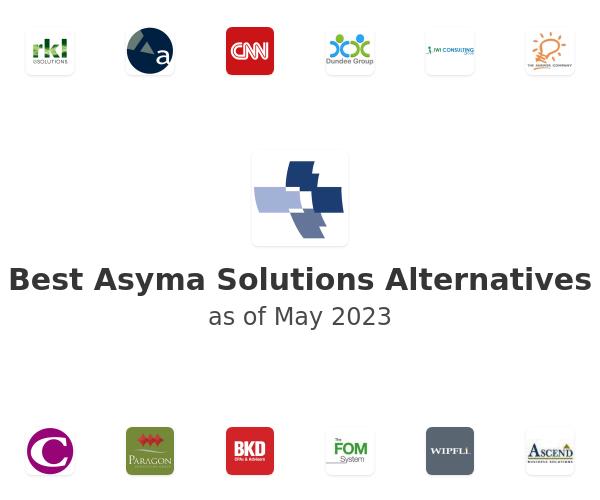 Best Asyma Solutions Alternatives