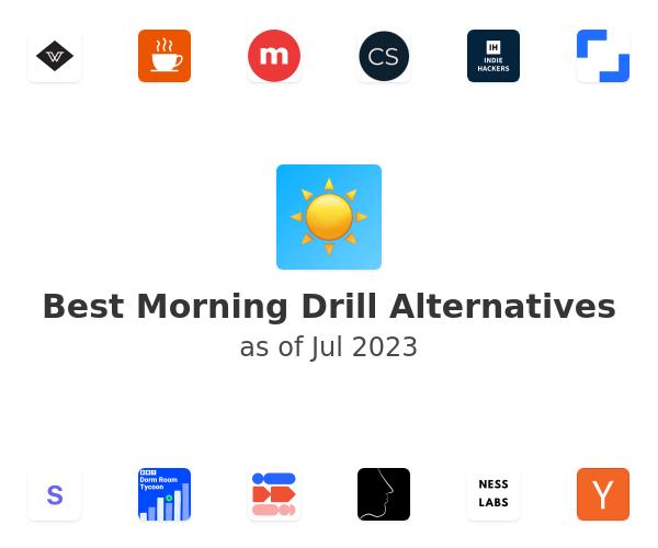 Best Morning Drill Alternatives