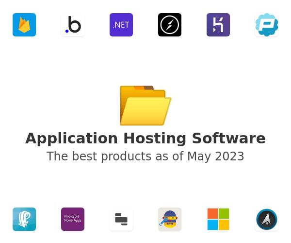 Application Hosting Software