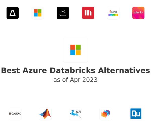 Best Azure Databricks Alternatives