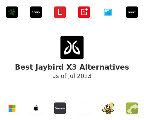 Best Jaybird X3 Alternatives