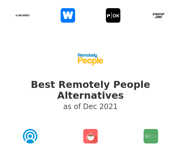 Best Remotely People Alternatives