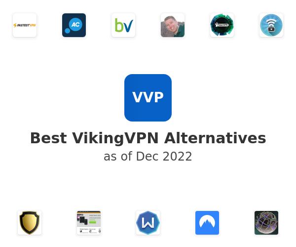Best VikingVPN Alternatives