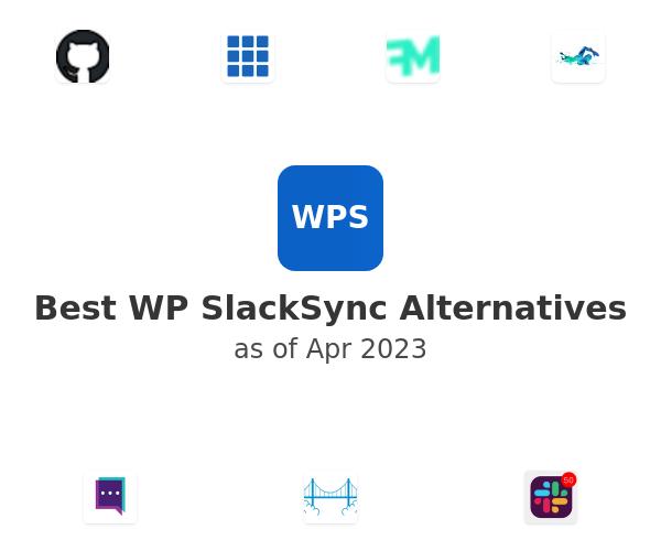 Best WP SlackSync Alternatives