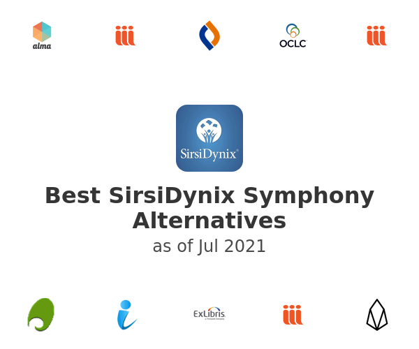 Best SirsiDynix Symphony Alternatives