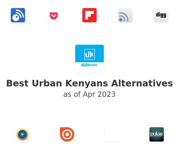 Best Urban Kenyans Alternatives