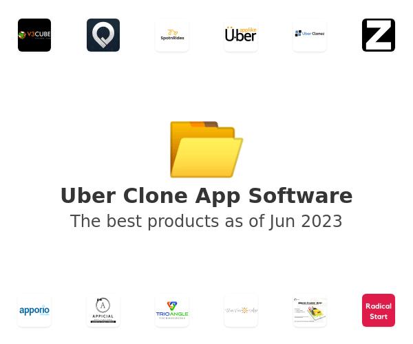 Uber Clone App Software