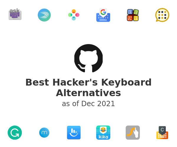Best Hacker's Keyboard Alternatives