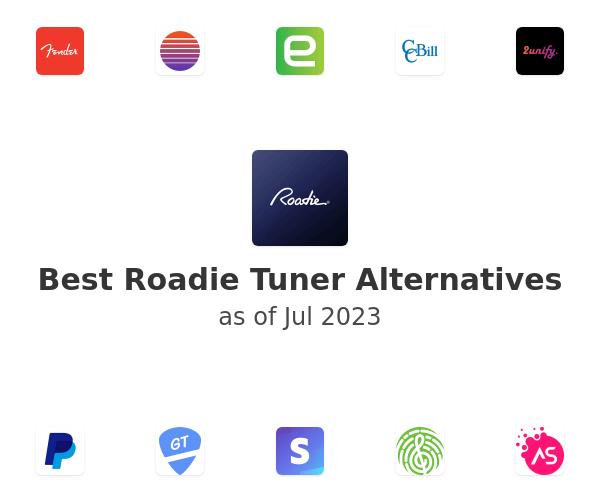 Best Roadie Tuner Alternatives