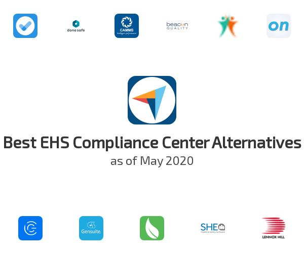 Best EHS Compliance Center Alternatives