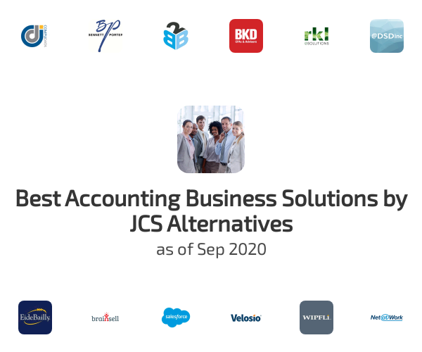 Best Accounting Business Solutions by JCS Alternatives
