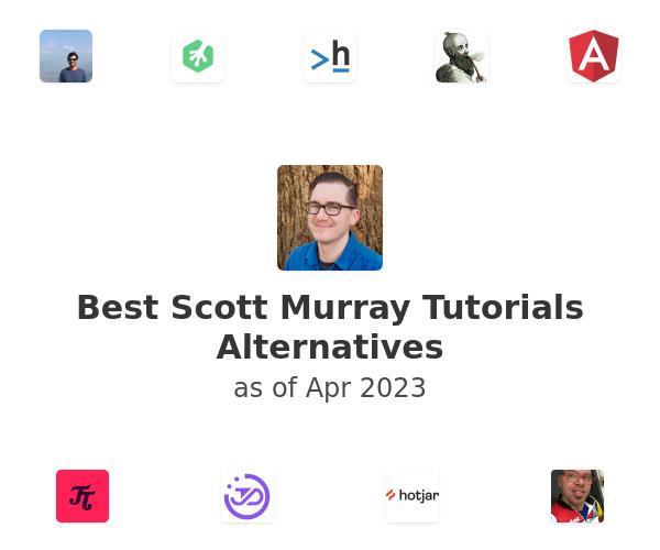Best Scott Murray Tutorials Alternatives