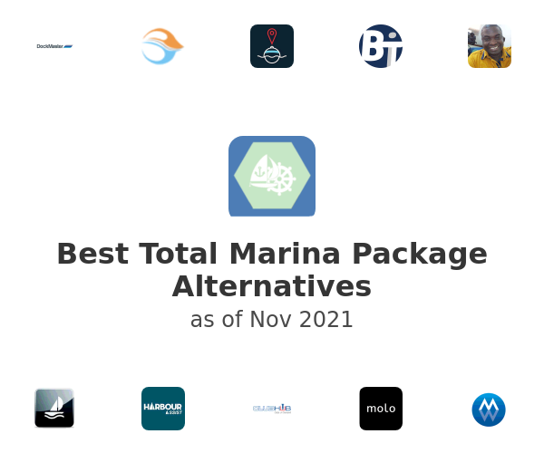 Best Total Marina Package Alternatives