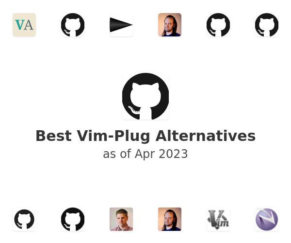 Best Vim-Plug Alternatives