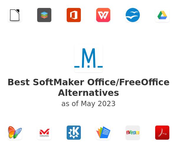 Best SoftMaker Office/FreeOffice Alternatives
