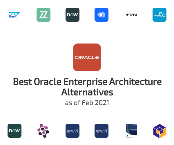 Best Oracle Enterprise Architecture Alternatives