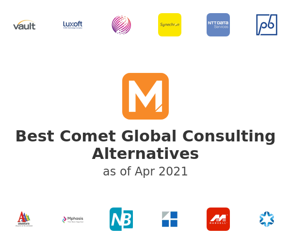 Best Comet Global Consulting Alternatives