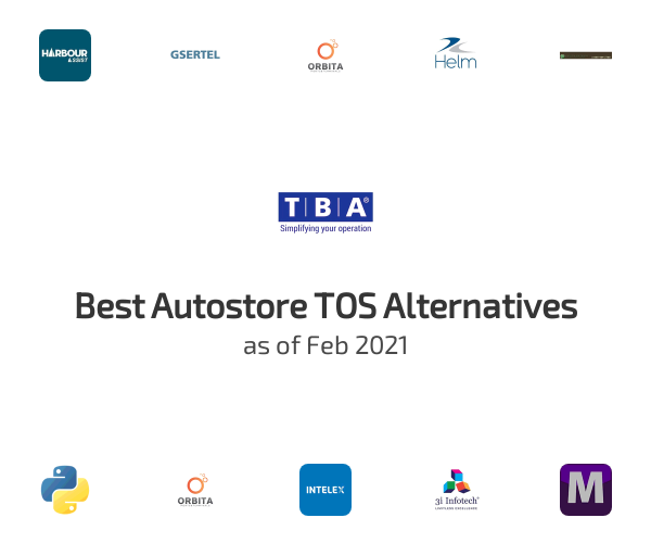 Best Autostore TOS Alternatives