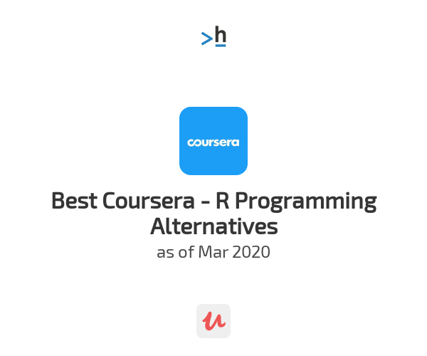 Best Coursera - R Programming Alternatives