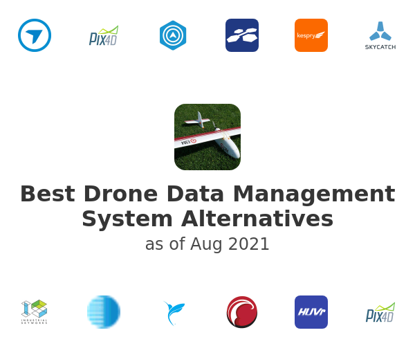 Best Drone Data Management System Alternatives