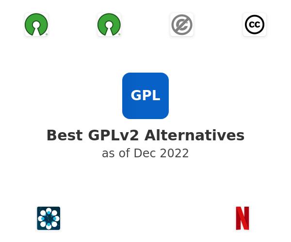 Best GPLv2 Alternatives