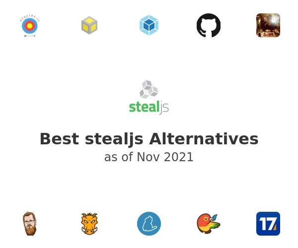 Best stealjs Alternatives