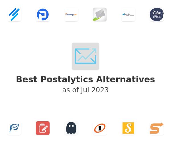 Best Postalytics Alternatives