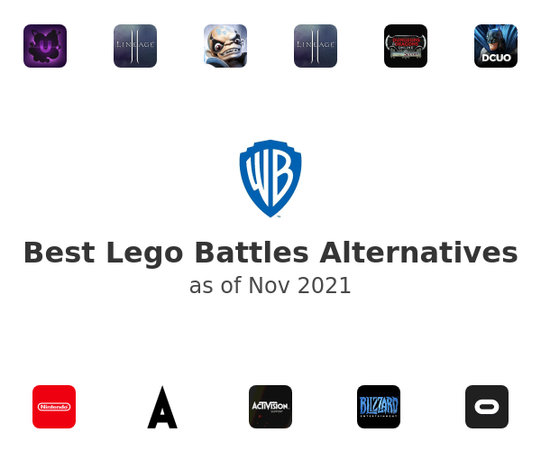 Best Lego Battles Alternatives