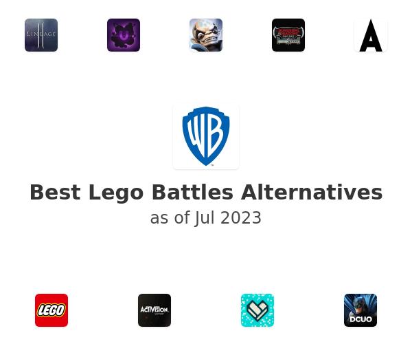 Best Lego Battles Alternatives