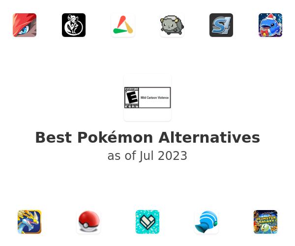 Best Pokémon Alternatives