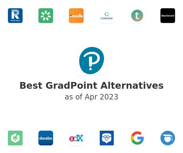 Best GradPoint Alternatives