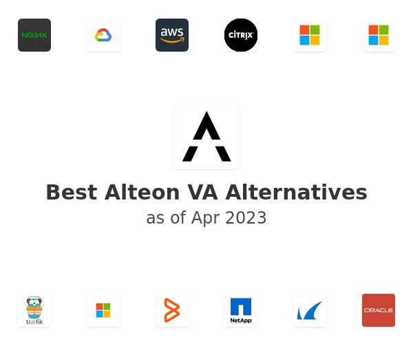 Best Alteon VA Alternatives