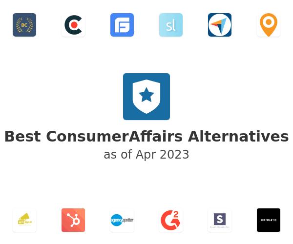 Best ConsumerAffairs Alternatives