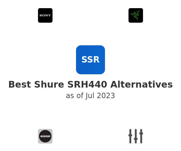 Best Shure SRH440 Alternatives