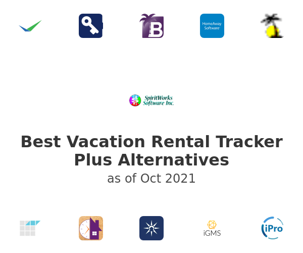 Best Vacation Rental Tracker Plus Alternatives